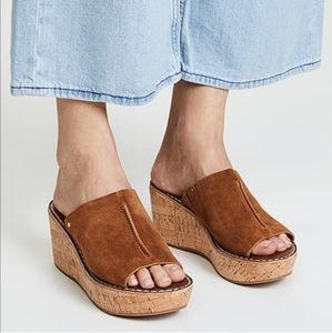 Nwot Sam Edelman Ranger Wedge Sandals